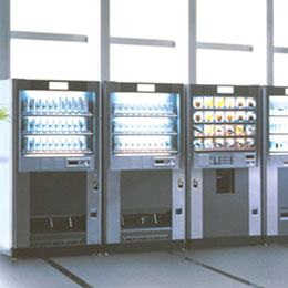 Vending Machines Service Operation