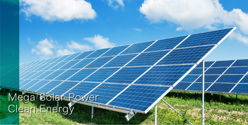 Mega Solar PowerClean Energy
