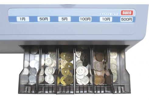 硬貨選別計数機 DCV-10