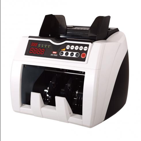 異金種検知機能付紙幣計数機 DN-700D