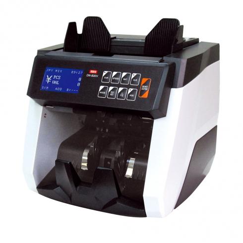 混合金種紙幣計数機 DN-800V