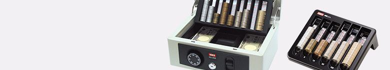 Safety box & Coin counter