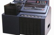 大容量硬貨選別計数機 DCW-6000