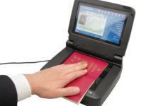 パスポートリーダー DPR-S1000